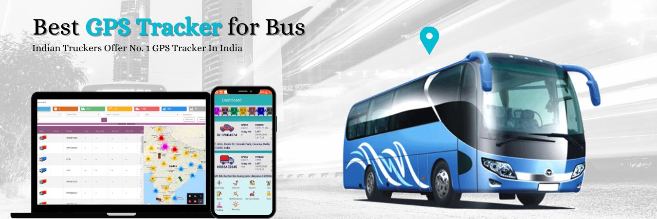 Best GPS Tracker for Bus
